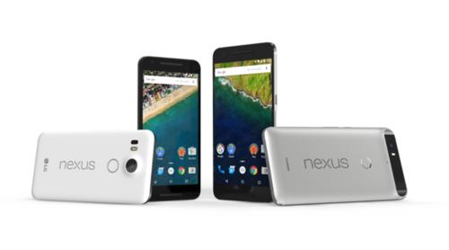 Nuevos Nexus, una tableta y dos nuevos Chromecast, esto es lo que presentó Google hoy: