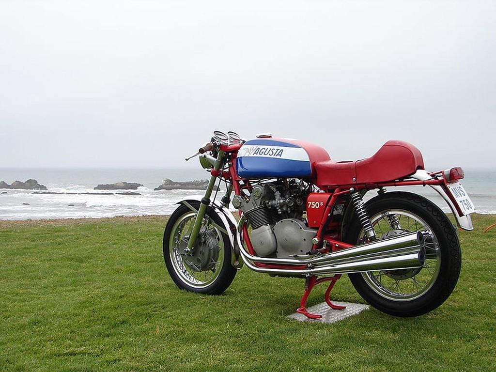 Foto de Historia de las motos deportivas, segunda generación (1/6)