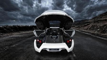 El Zenvo ST1 de producción estará en Ginebra