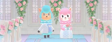 Guía Animal Crossing New Horizons: cómo conseguir las Joyas Amorosas y nuevos objetos de Temporada de Bodas