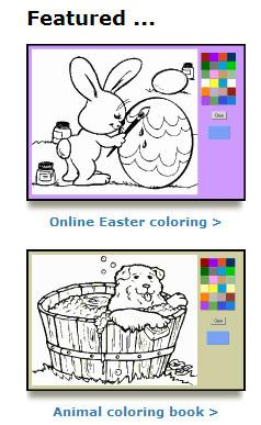 Free Coloring Pages, para colorear, jugar y más
