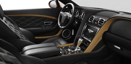 El Bentley Continental GT Speed 2014, a Ginebra