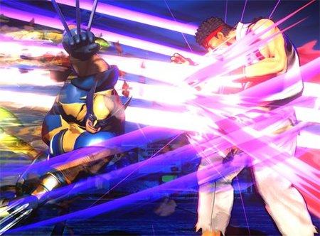 'Marvel vs Capcom 3': nuevas imágenes en HD que demuestran su poderío gráfico