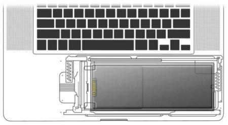 """El cambio de batería en el nuevo MacBook Pro de 17"""" costará 179 dólares"""