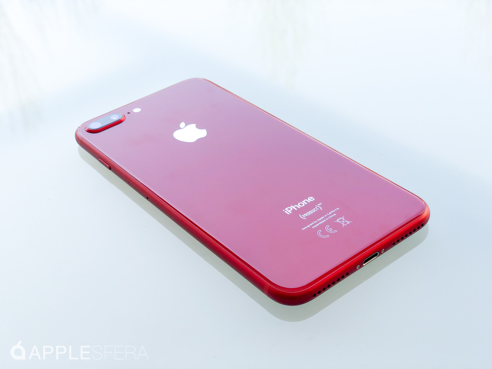 Foto de iPhone 8 Plus (RED) (21/28)