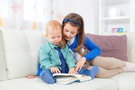 ¿Cuál crees que es la diferencia de edad ideal entre hermanos? La pregunta de la semana