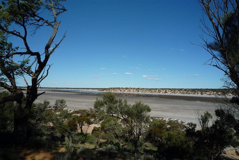 Foto de Colores del Gran Desierto de Victoria (10/22)