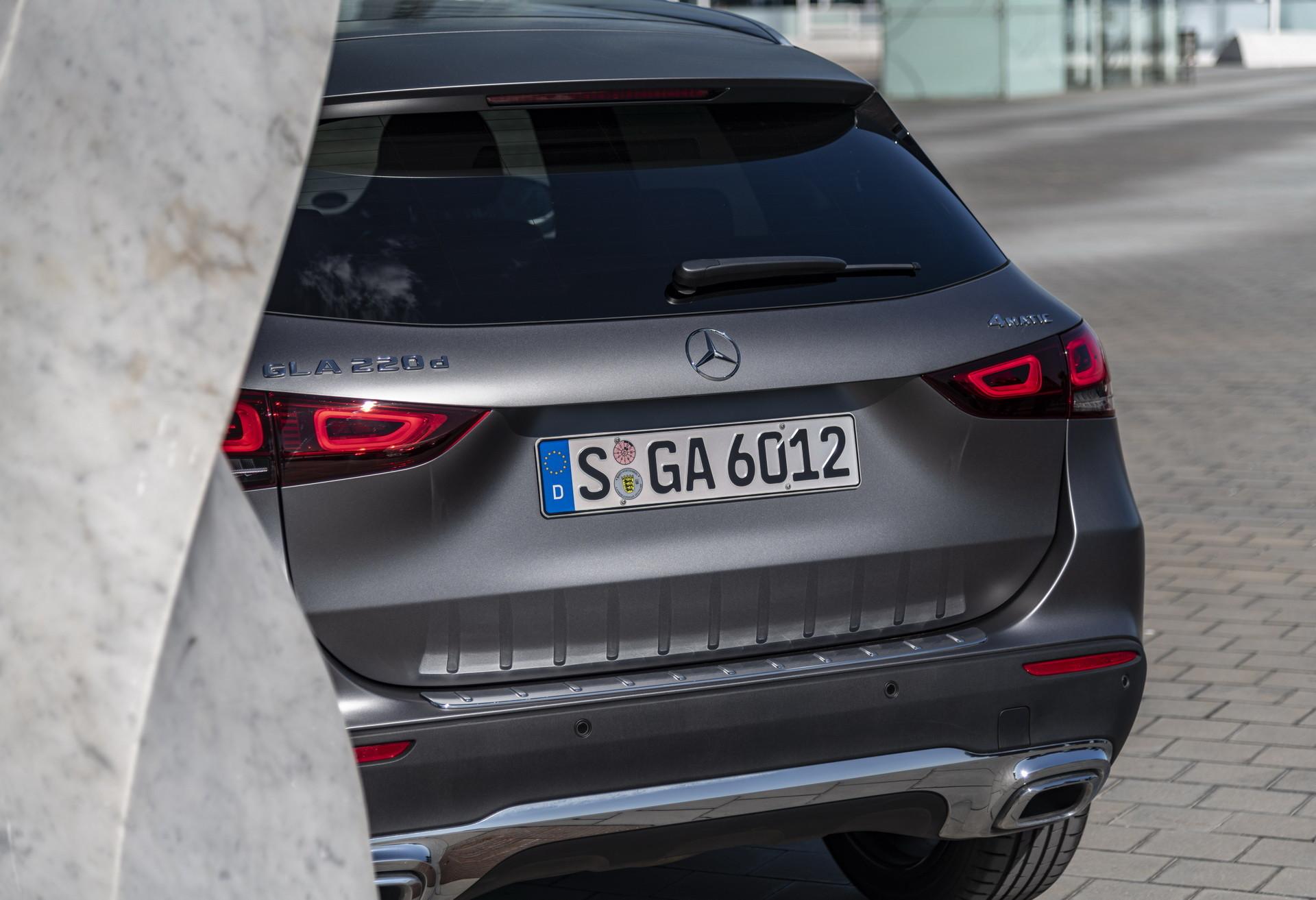 Foto de Mercedes-Benz GLA 2021 (26/103)