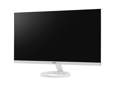 Excelente diseño y gran diagonal en el monitor para PC Acer R271, ahora por 199 euros en PcComponentes