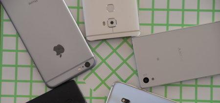 Android e iOS siguen expulsando al resto de opciones del mercado de los smartphones
