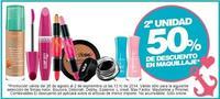 Segunda unidad a mitad de precio en maquillajes de Bodybell hasta el 2 de septiembre