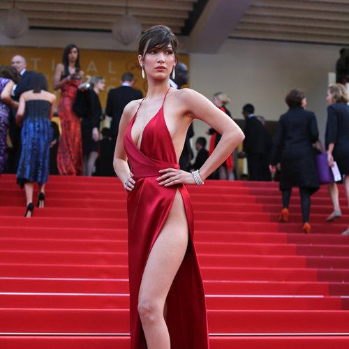 The unknown girl la alfombra roja con m s top models por metro cuadrado del festival de cannes - Alfombra por metros ...