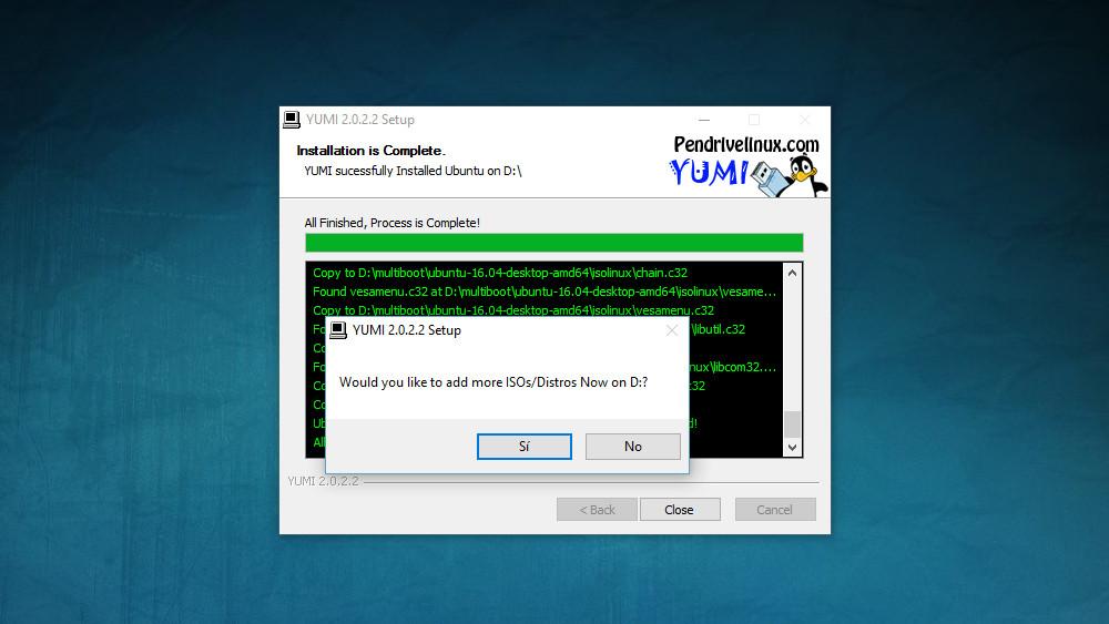 Cómo crear un multiboot para llevar varias distros Linux