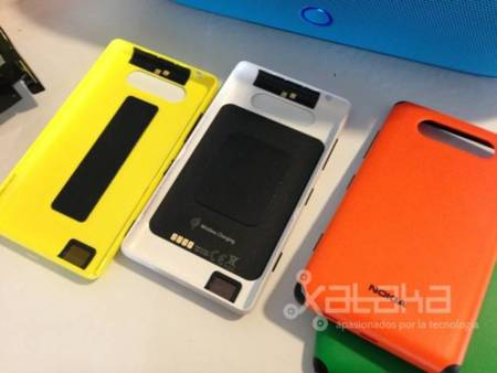 Carcasas Nokia lumia