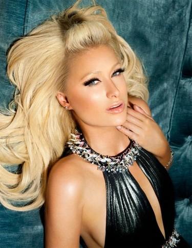 Pedazo de coche se ha agenciado Paris Hilton