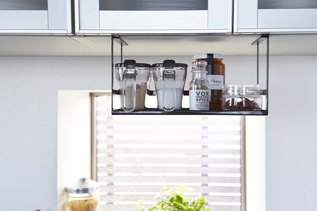Siete accesorios que te ayudarán a tener la cocina siempre ordenada