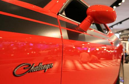 Dodge Challenger R/T Classic en el Salón de Detroit