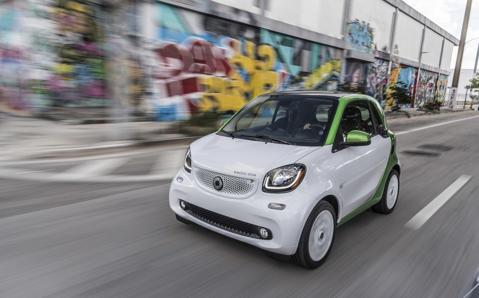 Foto de smart fortwo Electric Drive, toma de contacto (78/313)