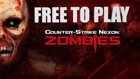 Counter-Strike Nexon: Zombies sigue ampliando su arsenal de armas con cada nuevo parche