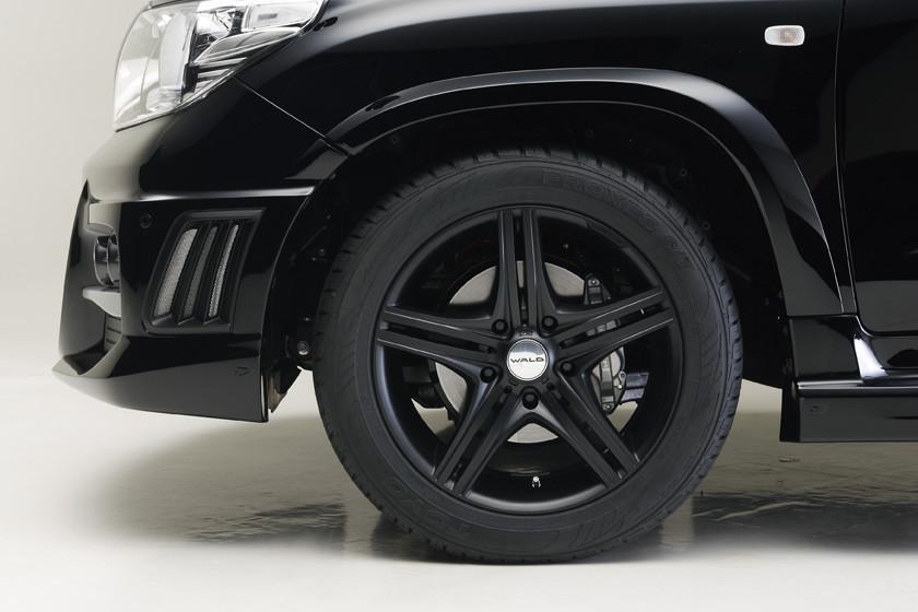 Foto de Toyota Land Cruiser Black Bison (17/23)
