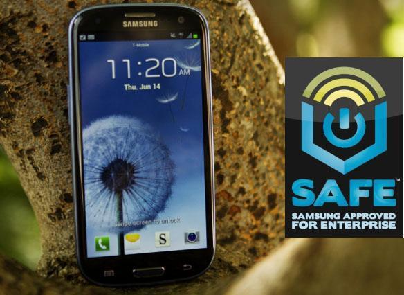 Samsung certificará la seguridad de sus terminales y el software de terceros