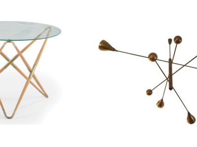 ¿Quieres darle un aire retro y sofisticado a tu casa? 9 muebles y complementos con mucha personalidad