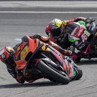 Aprilia le gana a KTM la guerra de los motores de MotoGP: podrán seguir desarrollándolos hasta julio