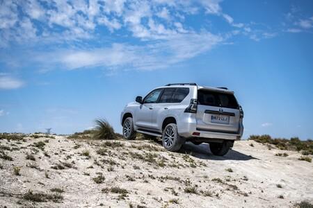 Toyota Land Cruiser 2021 Prueba 002