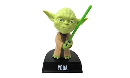Figura Bobble Head de Yoda, por sólo 9,99 euros en Fnac