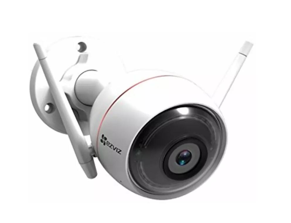 Cámara de vigilancia IP - EZVIZ C3W, Exterior, FHD 1080p, Audio 2 direcciones, Micro SD, 108°