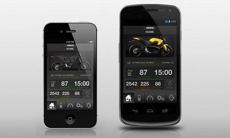 Zero Motorcycles lanza su propia aplicación para smartphone
