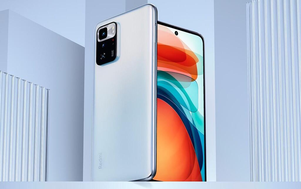 Xiaomi Redmi™ Note diez Pro 5G, el teléfono mas poderoso de la familia aprovecha el 5G para subir todavía mas la potencia