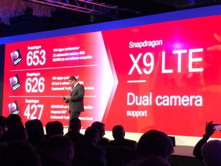 Snapdragon 653, 626 y 427, Qualcomm estrena el soporte para doble cámara en la gama media