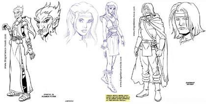 dragonlance personajes