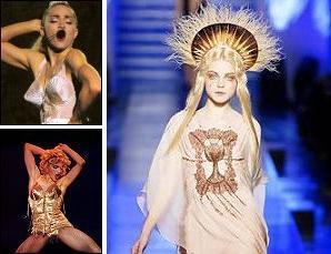 Jean Paul Gaultier: de Madonna a Madonna