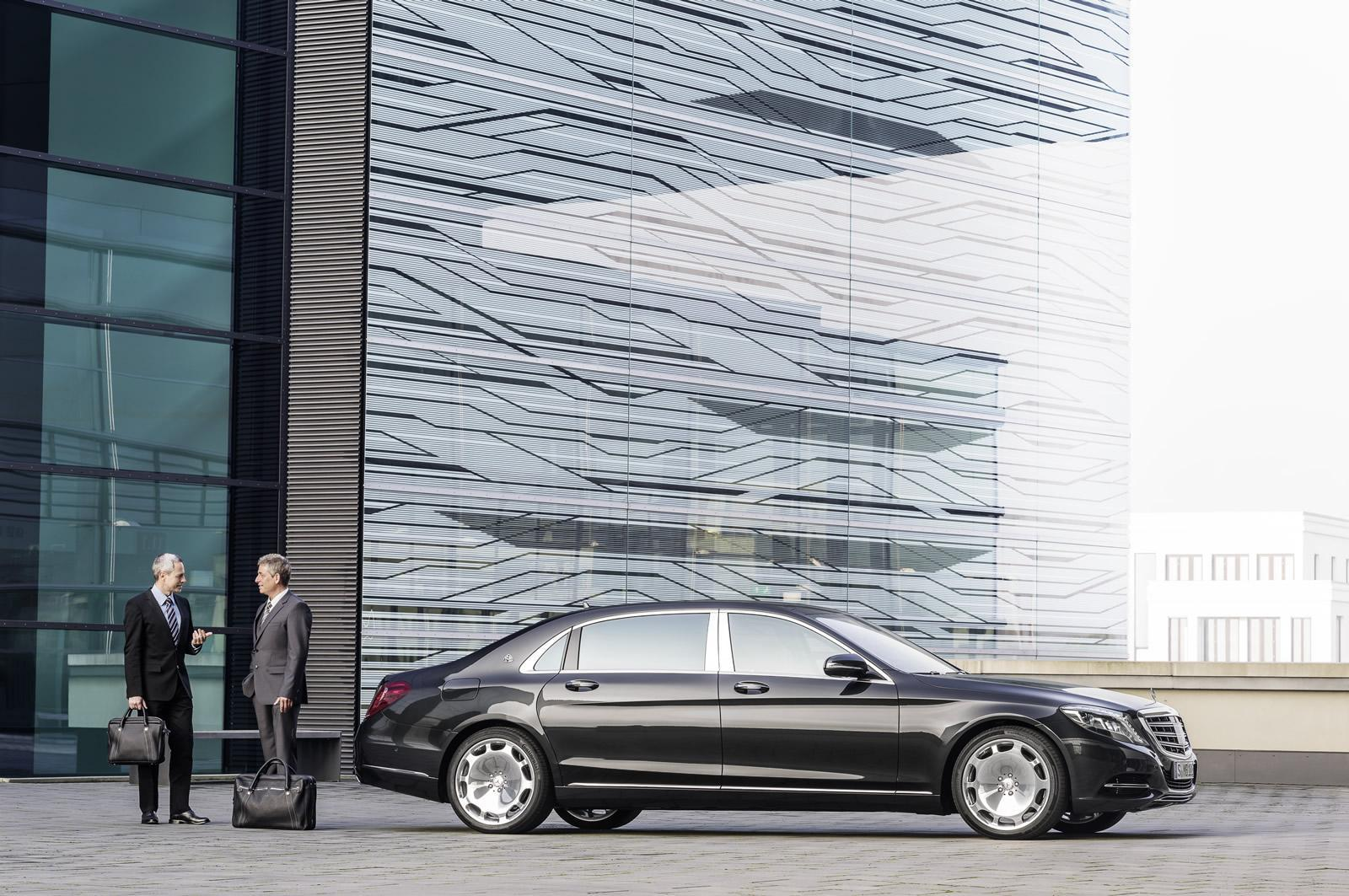 Foto de Mercedes-Benz Clase S Maybach (11/38)