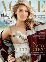 Vogue Australia: Blake Lively