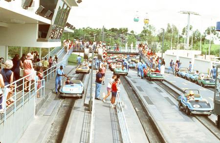 Disneyworld Orlando Fl Summer 1972 02