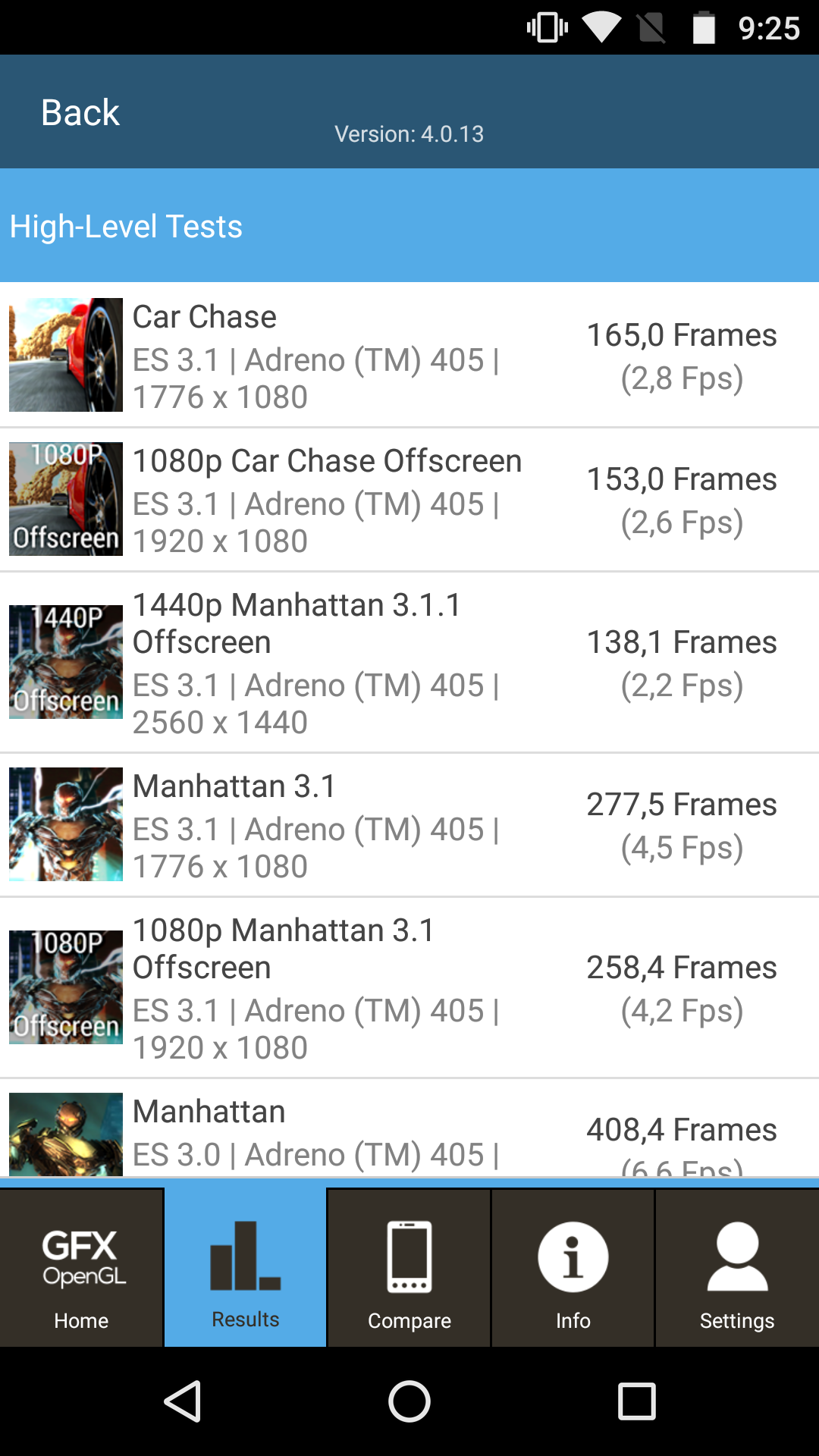 Foto de Moto G4, benchmarks (12/30)
