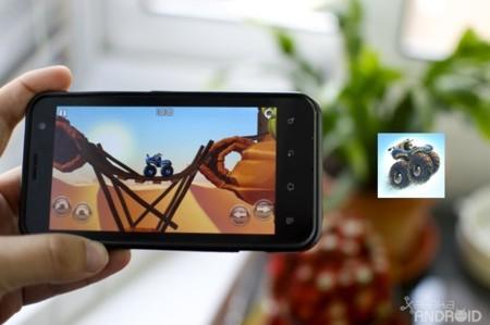 Motoheroz llega como juego gratuito de carreras de scroll horizontal a Android