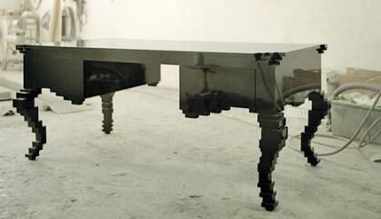 La mesa Lego