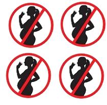 Etiquetas que protegen el embarazo