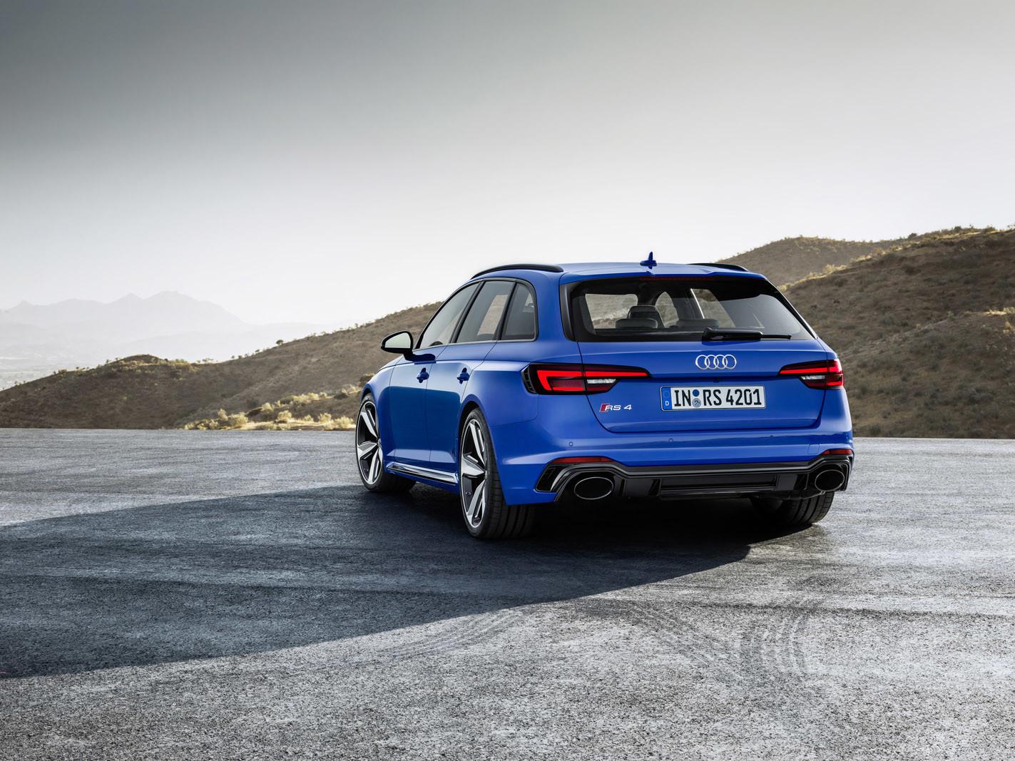 Foto de Audi RS4 Avant 2018 (14/23)