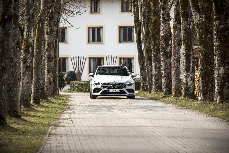 Foto de Mercedes-Benz CLA Coupé 2019, toma de contacto (94/248)