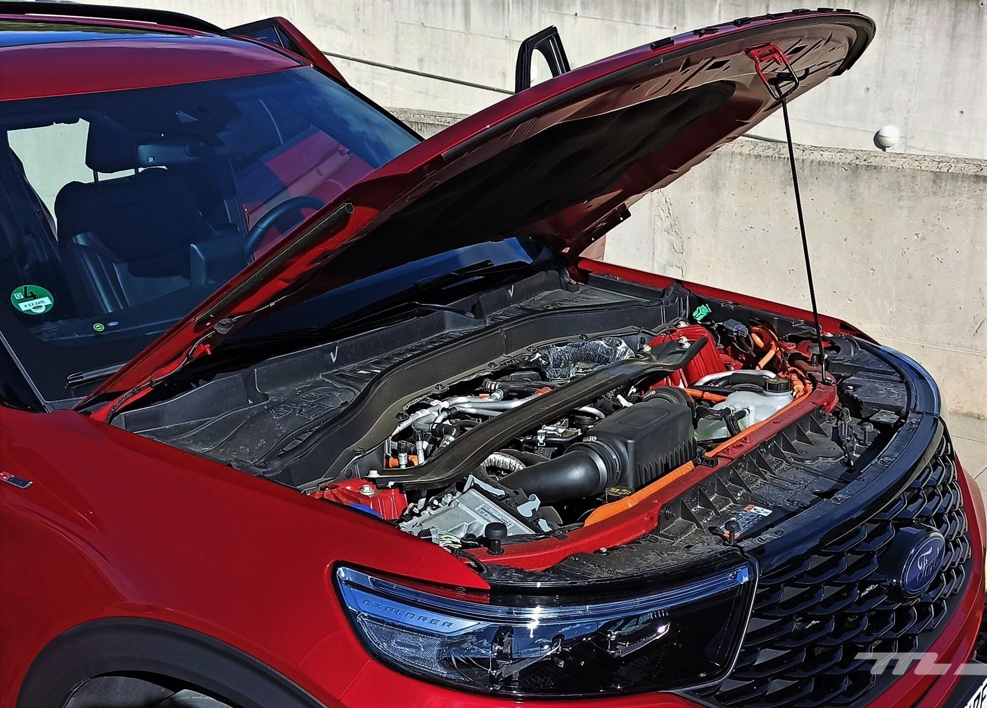 Foto de Ford Explorer 2020 - prueba (27/115)