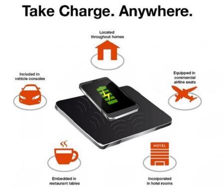 Freescale buscará llevar la carga inalámbrica a tablets y portátiles