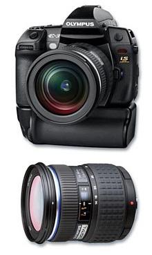 Nuevos firmwares para Olympus E-3 y Zuiko 14-54mm II