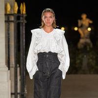 Clonados y pillados: ¿Isabel Marant eres tú? No, es Zara clonando la blusa it de la temporada
