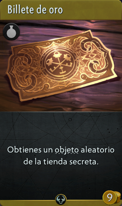 Foto de Objetos de Artifact (4/4)