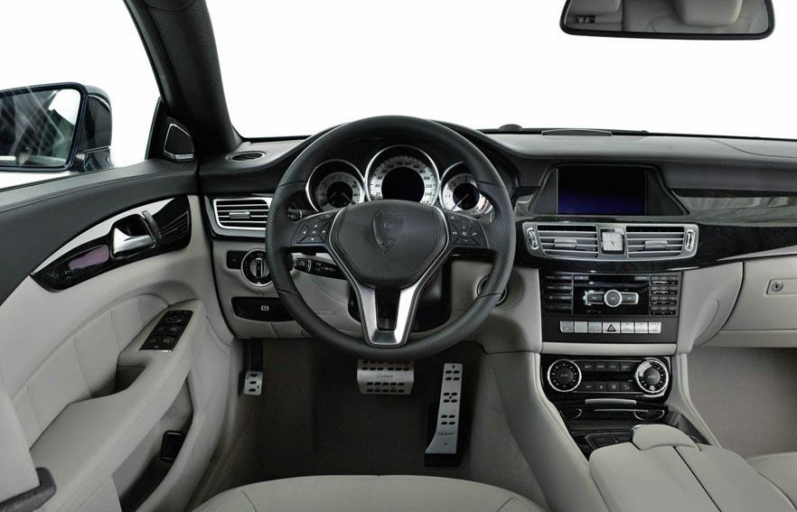 Foto de Lorinser Mercedes-Benz CLS Shooting Brake (5/6)